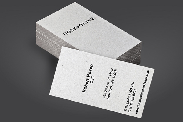 Business Card Design and Printing NYC