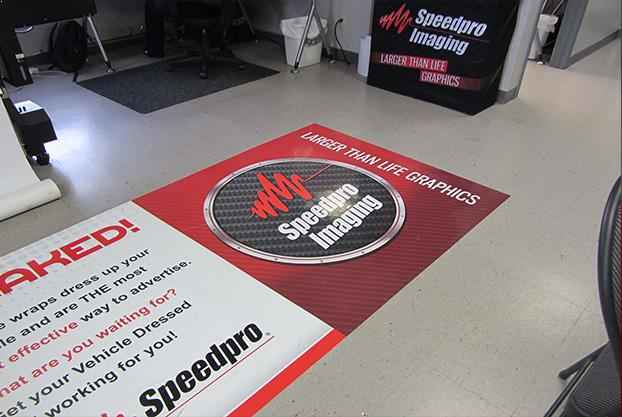 Printed Floor Graphics NYC