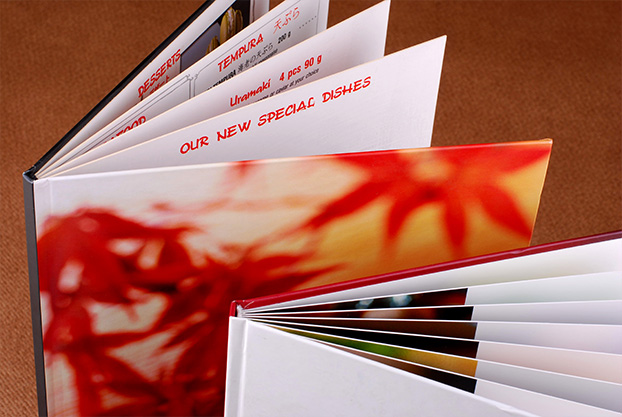 Restaurant Menu Printing Services In Nyc City Printing Signs