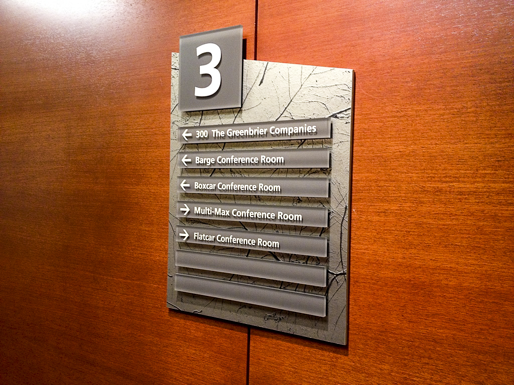 Architectural Signage - New York City, NYC, Manhattan, The Bronx, Brooklyn, Queens, Staten Island, New York, NY