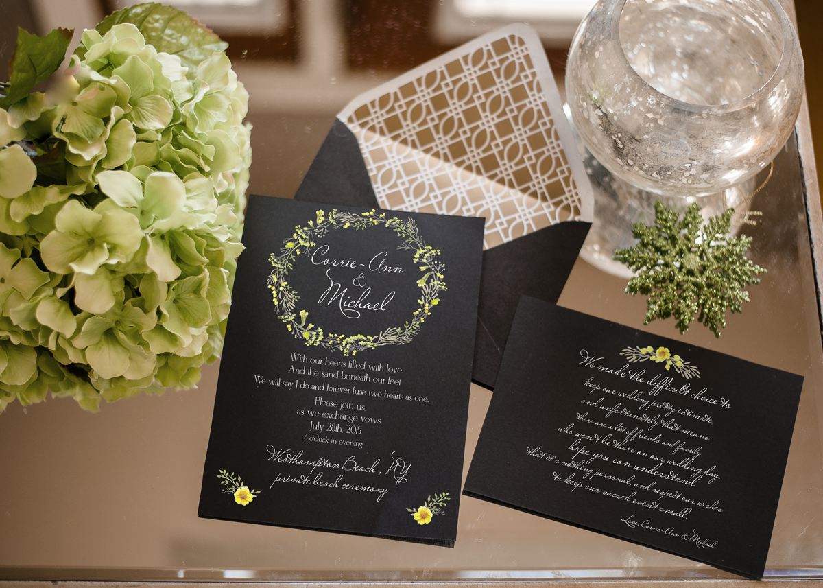 Invitations Printing - New York City, NYC, Manhattan, The Bronx, Brooklyn, Queens, Staten Island, New York, NY
