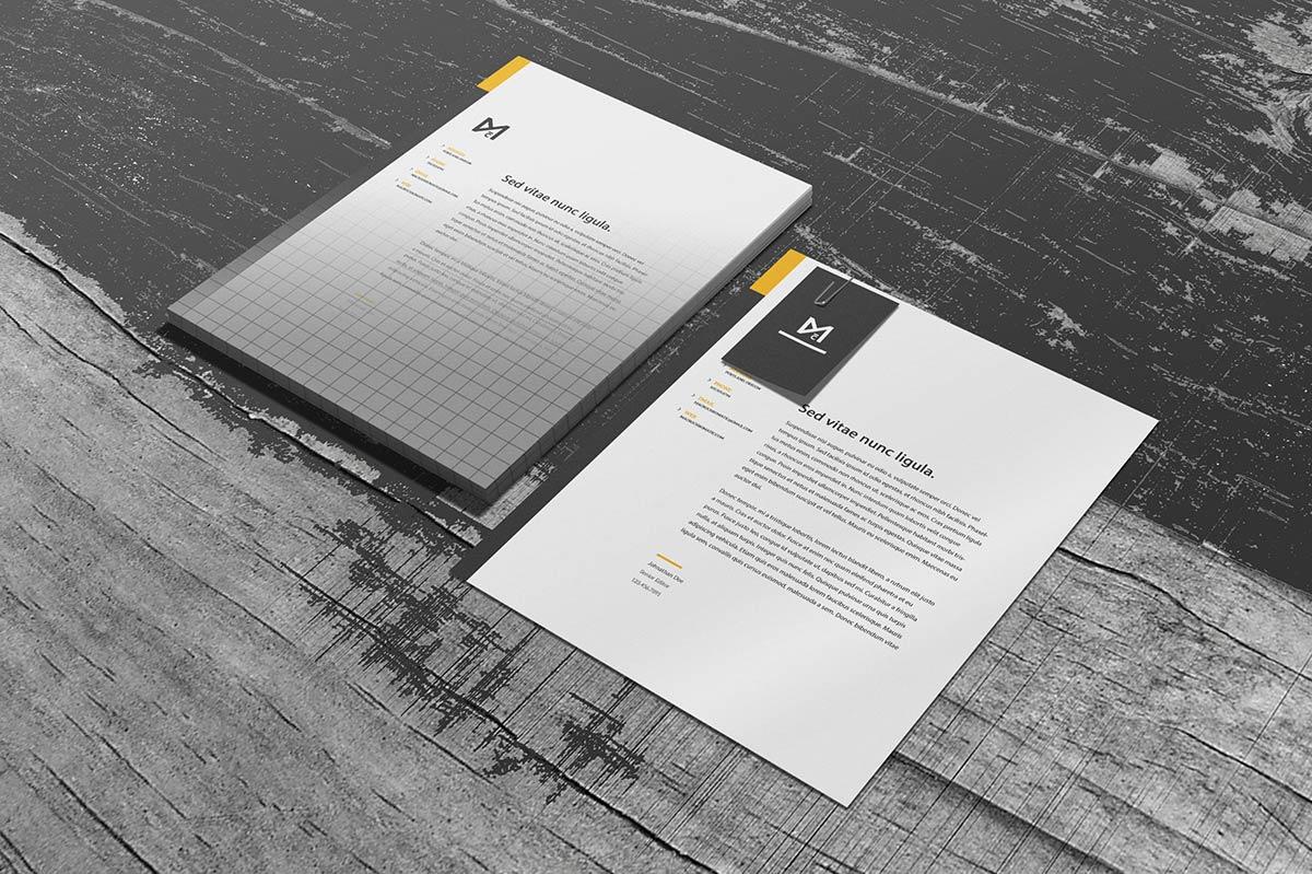 Letterhead Printing - New York City, NYC, Manhattan, The Bronx, Brooklyn, Queens, Staten Island, New York, NY